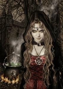 Inilah sebelas penyihir wanita terkenal di dunia