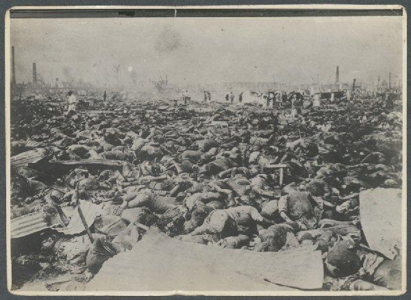 Tragedi Hiroshima dan Nagasaki
