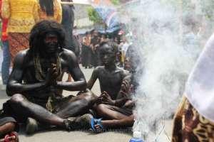Ritual Cowongan di Banyumas