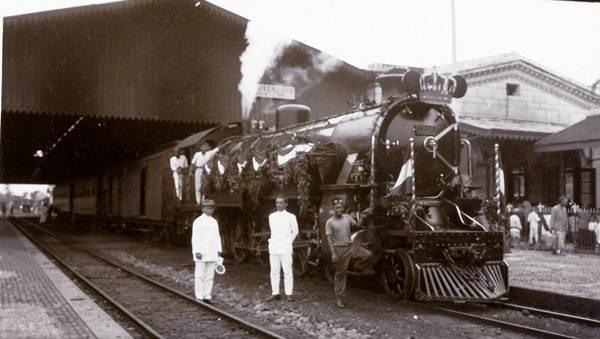 sejarah stasiun bogor