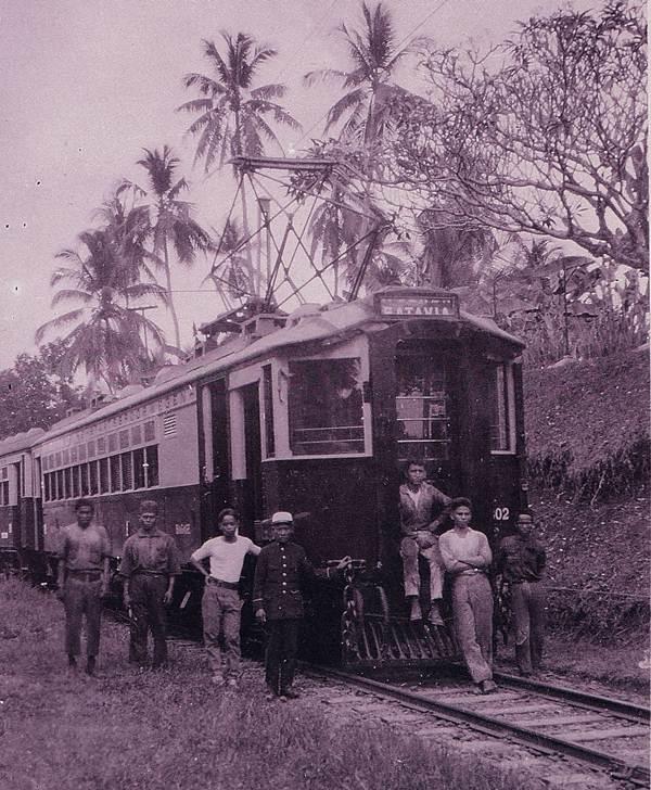 sejarah kereta api di Bogor